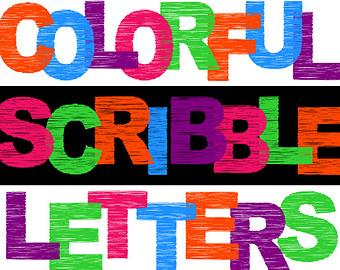 alphabet clip art free letters