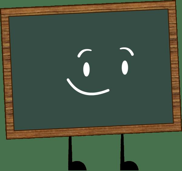 Chalkboard - Clipart
