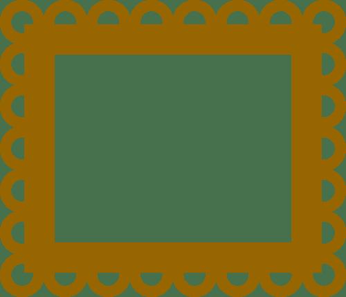 Scallop Circle Template