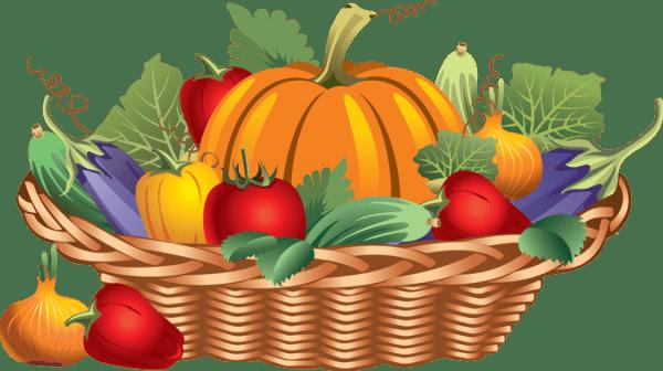 fall harvest clip art - clipart