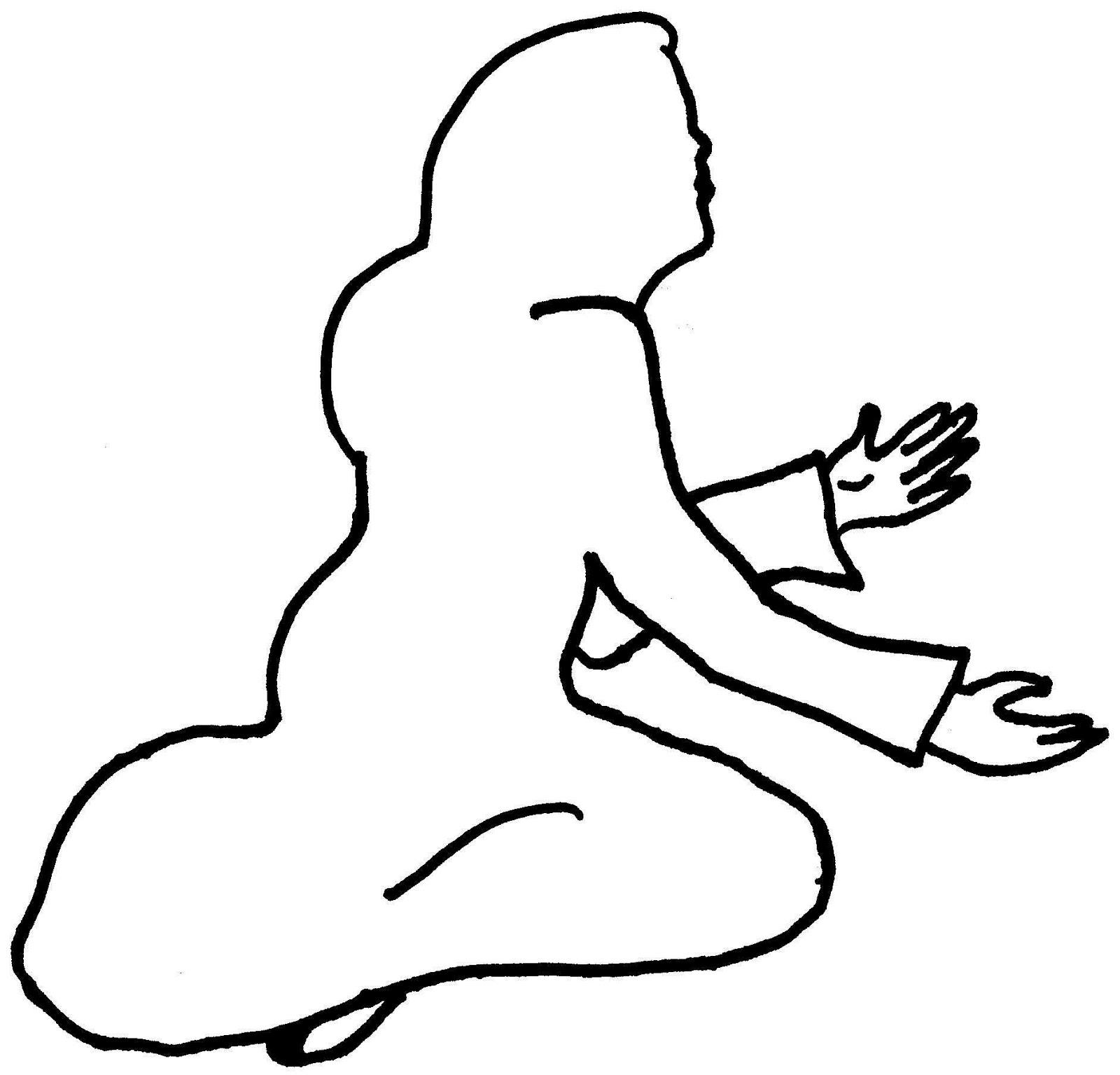 A Blank Body
