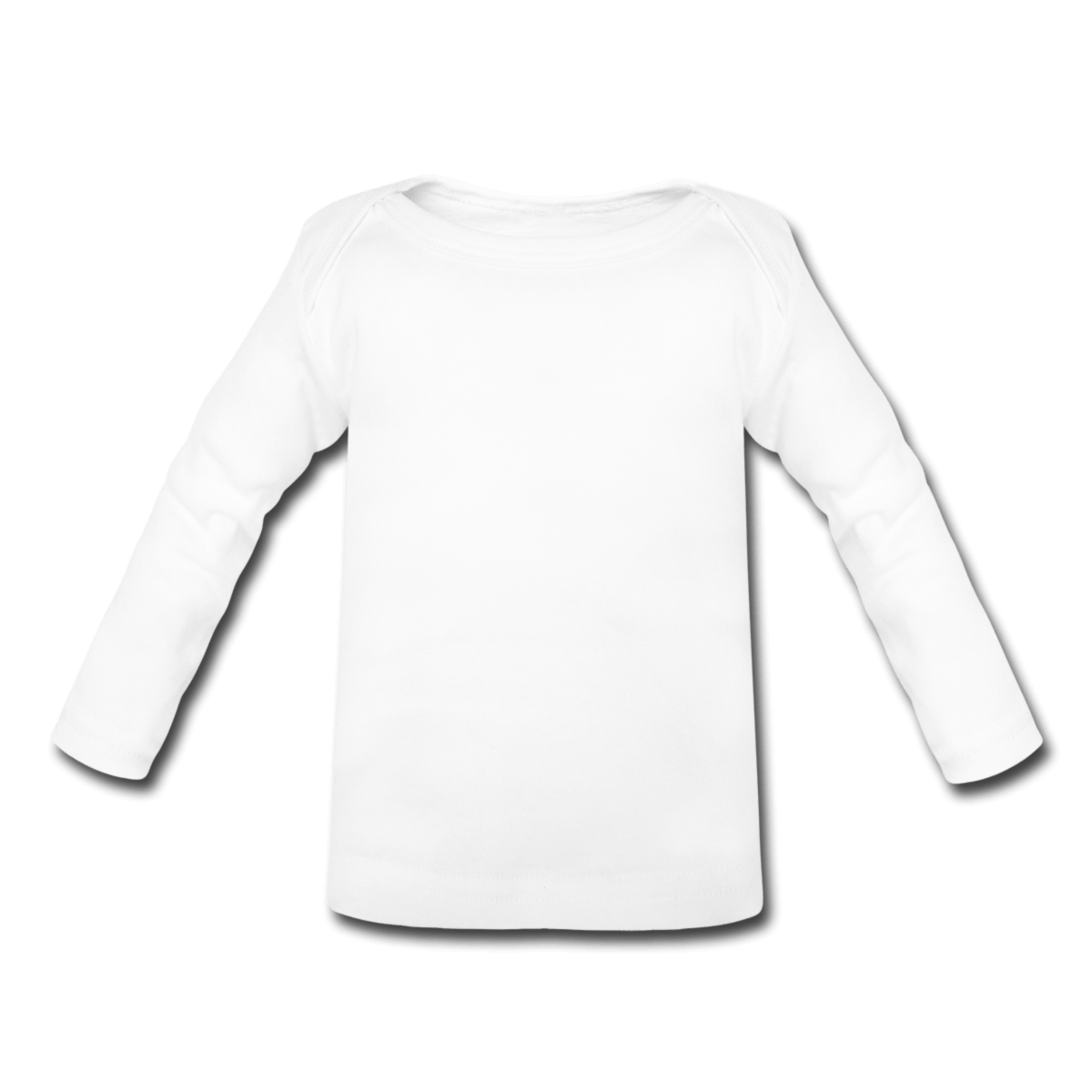 Custom Baby Long Sleeve Lap Blank T