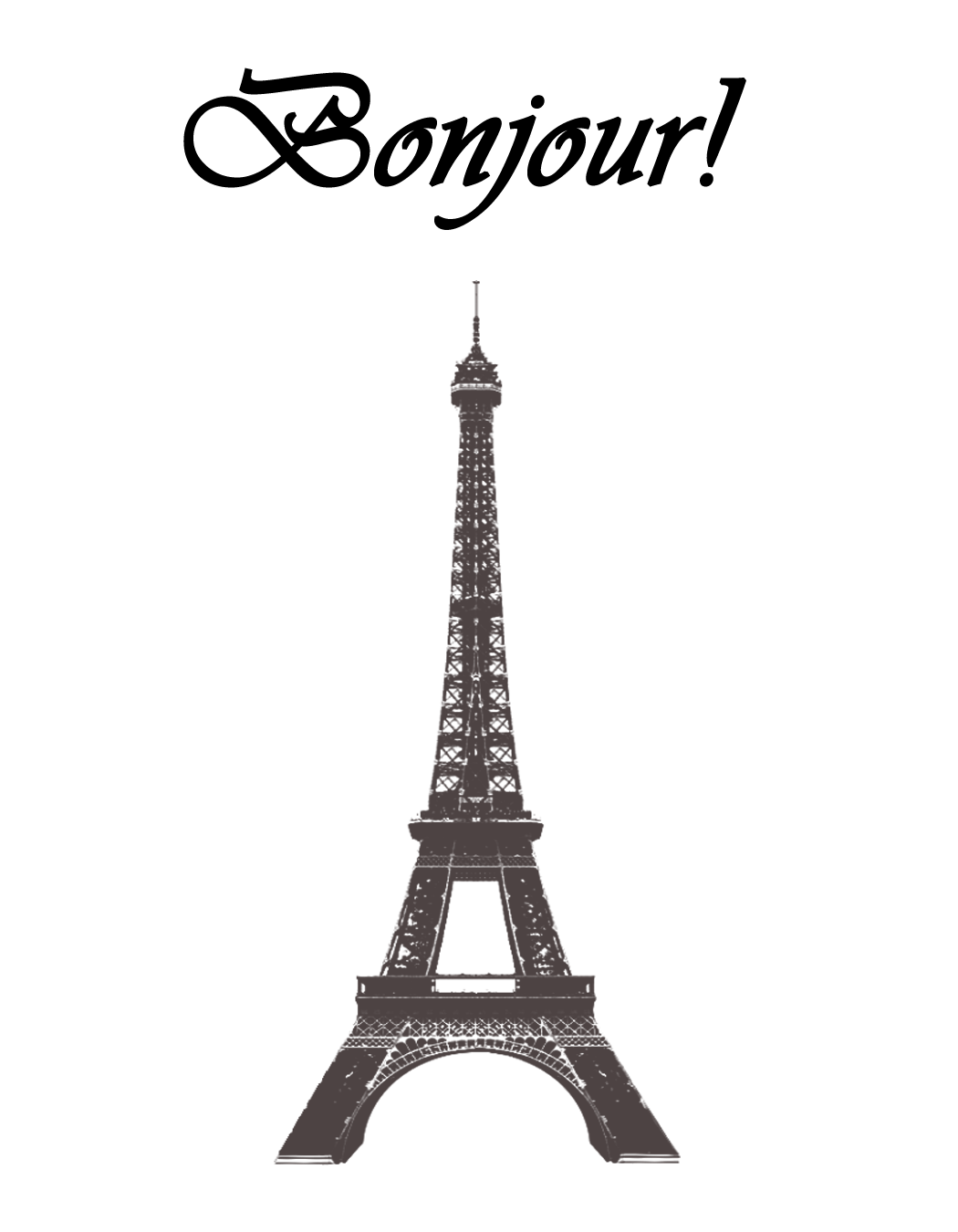 Download Eiffel Tower City At Night Wallpaper