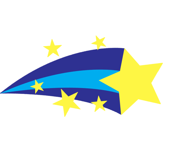 shooting-star - clipart