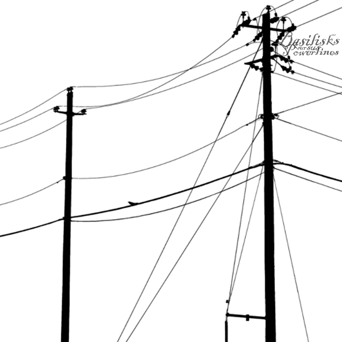 Power Line Clip Art