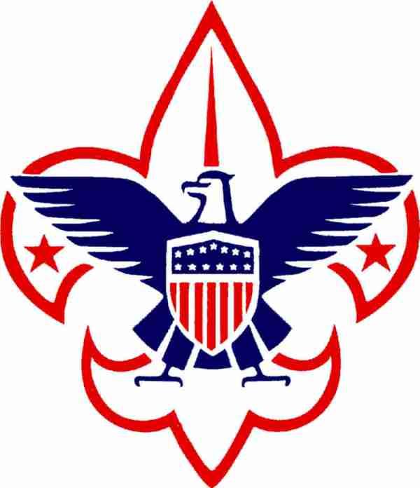 Boy Scout Eagle Emblem Clip Art