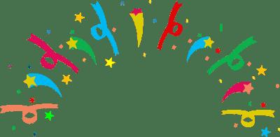 confetti - clipart