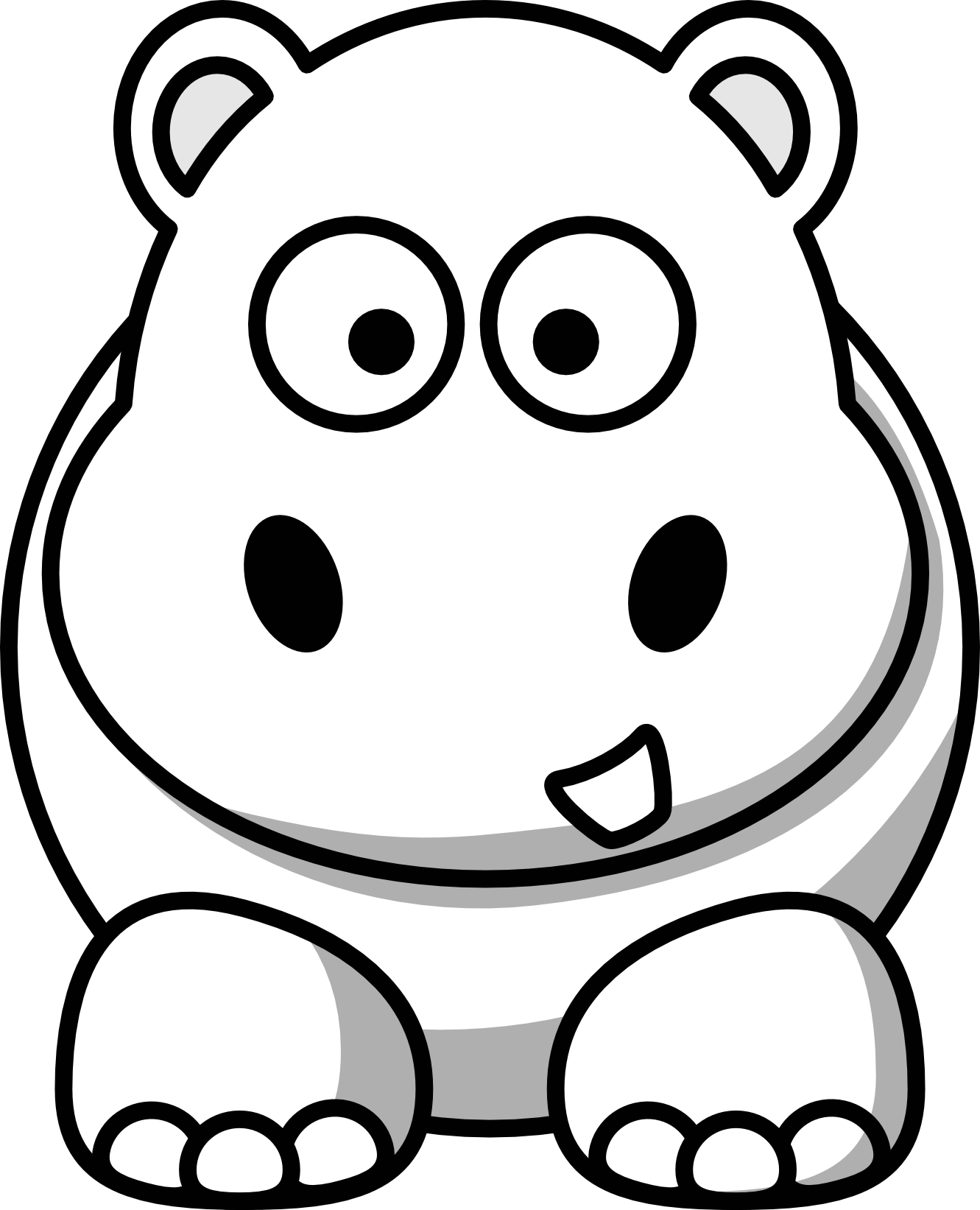 Clip Art Cartoon