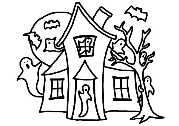 Line Drawing House ClipArt Best