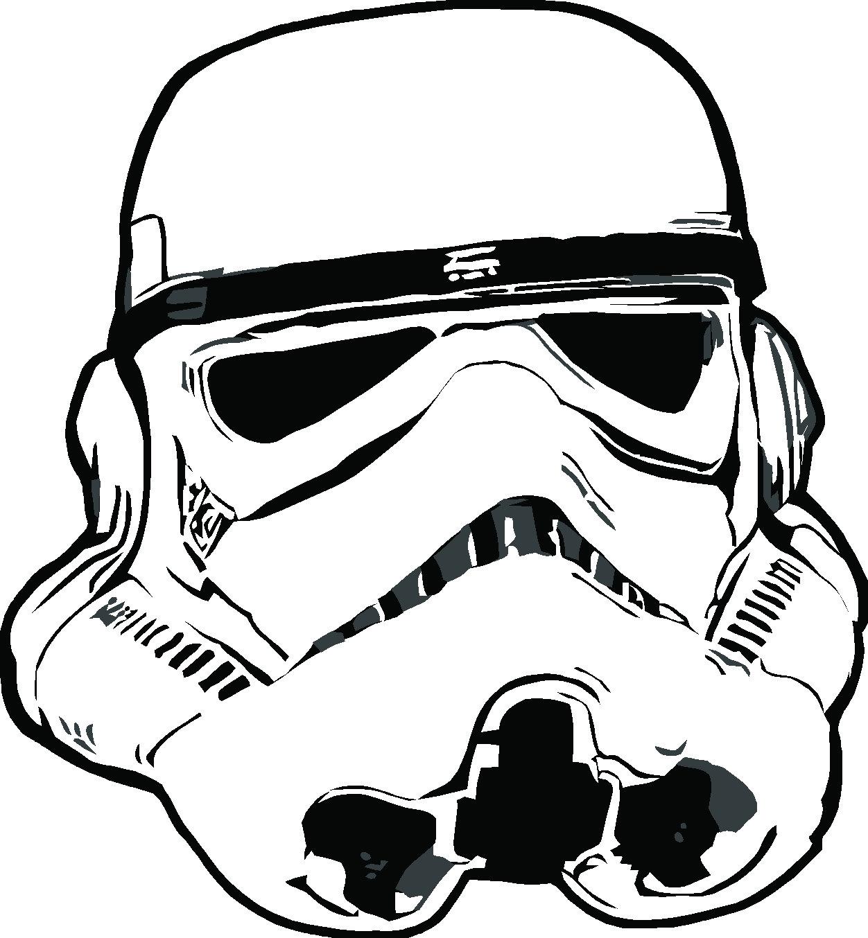 Star Wars Line Art
