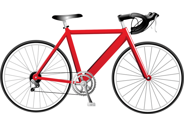bicycle - clipart