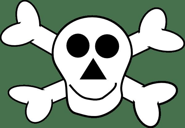 Totenkopf Clipart Pirat - ClipArt Best