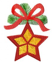 free christmas motifs - clipart