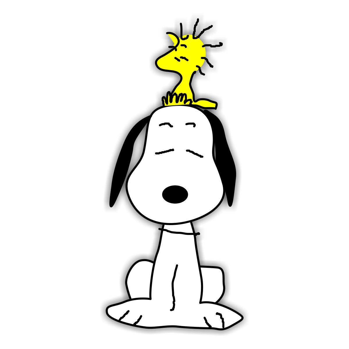 Snoopy Computer Clip Art