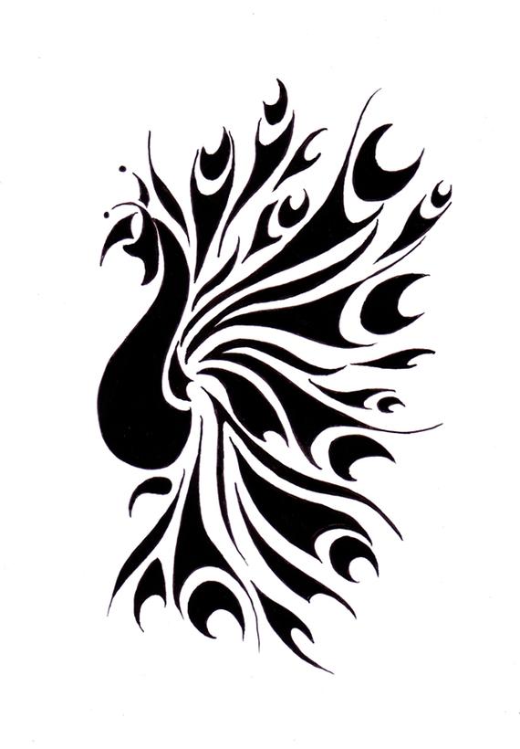 Peacock Vector Art - ClipArt Best