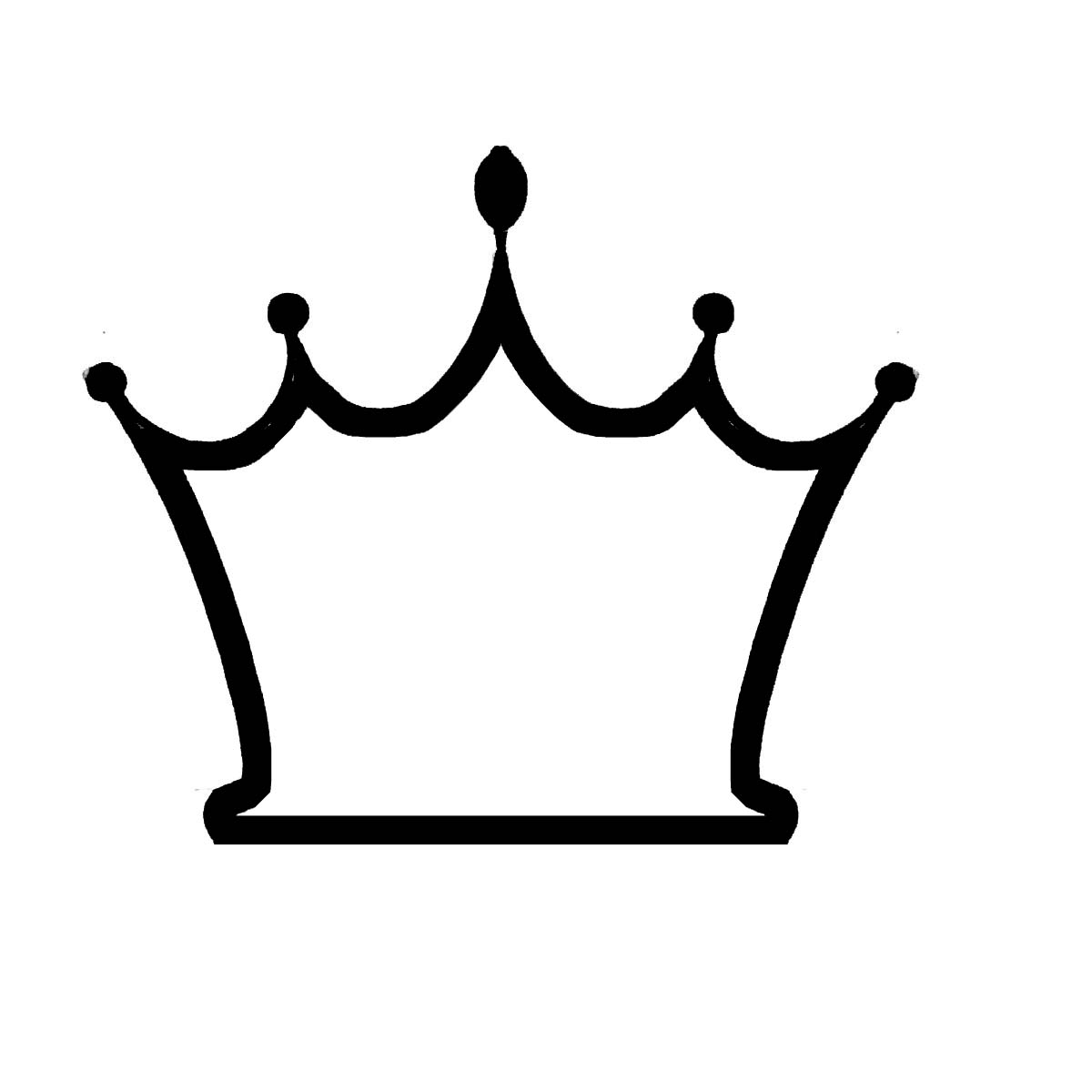 Simple Crown Vector