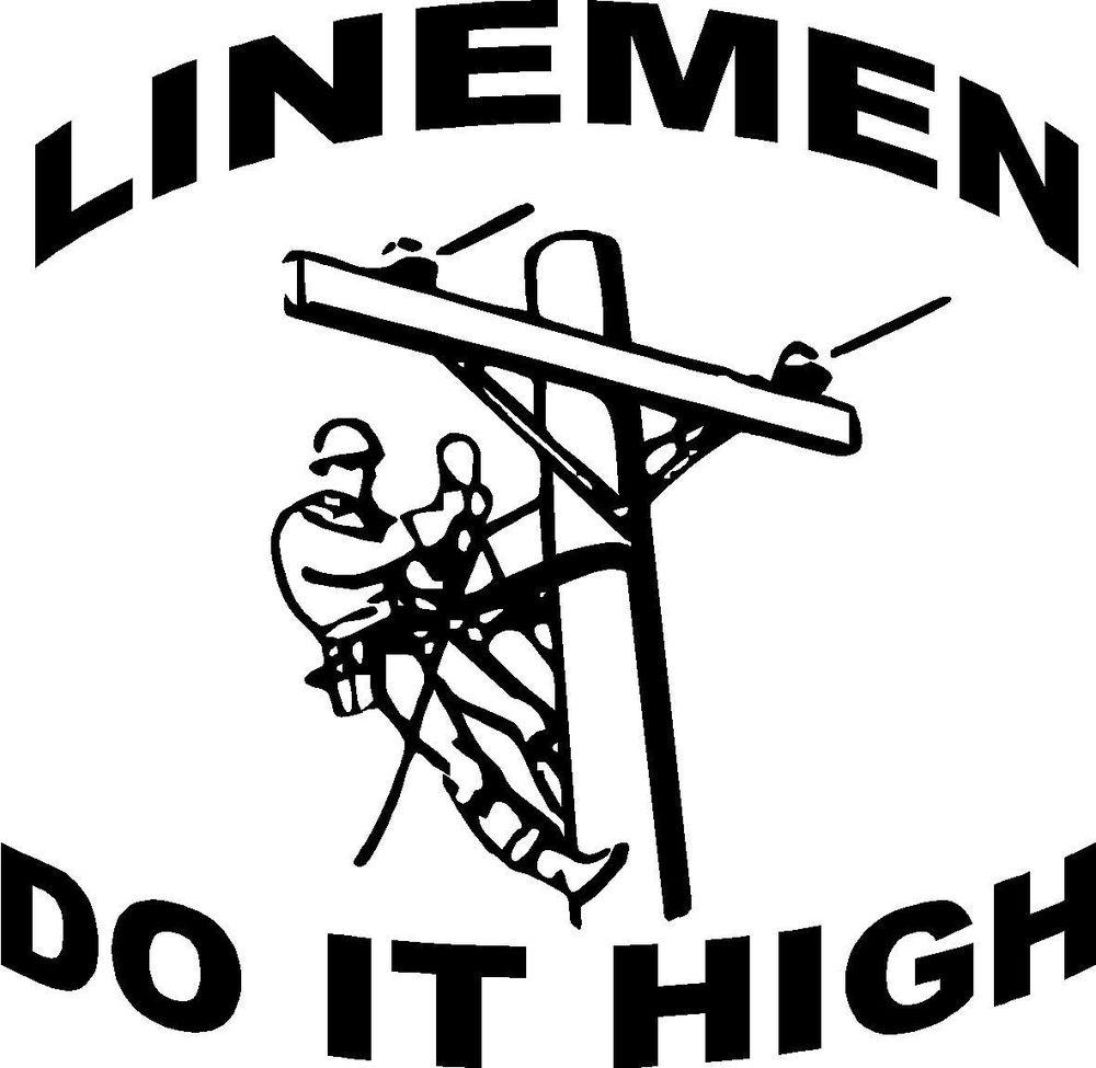 an electrical lineman