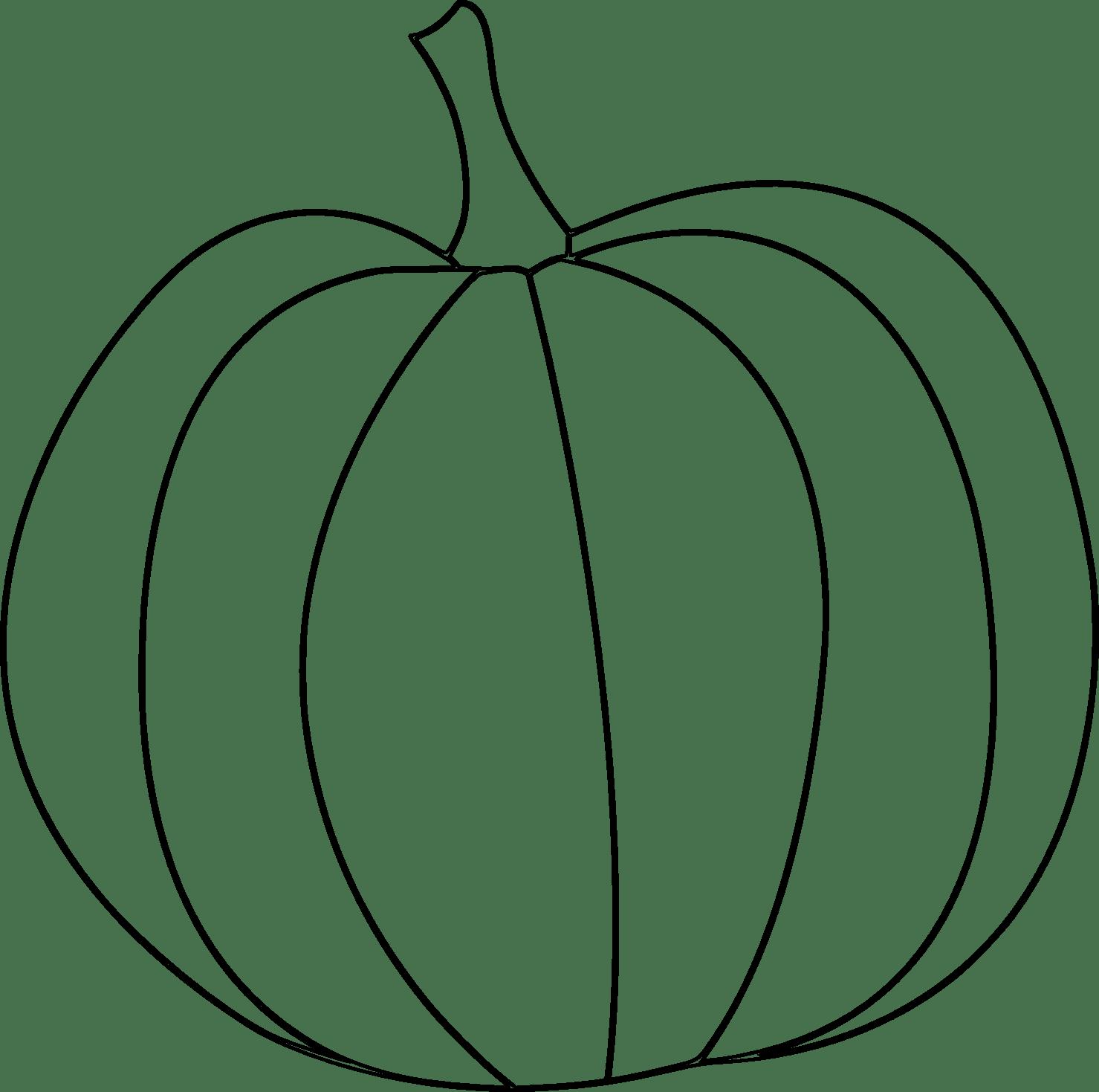 Pumpkin Drawing