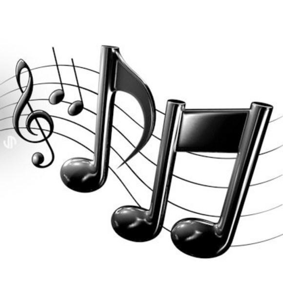 Musical Notes Wallpaper - ClipArt Best - ClipArt Best