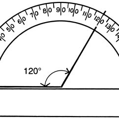 Degree Circle Diagram Mercruiser Bravo 1 Outdrive Parts Protractors Clipart Best