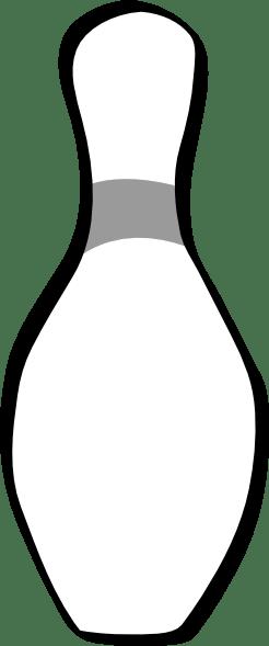 Malvorlage Kegel Bowling - ClipArt Best