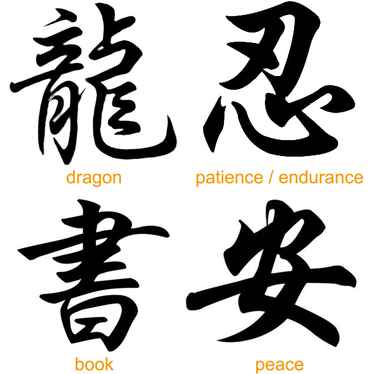 Xor Symbol Word