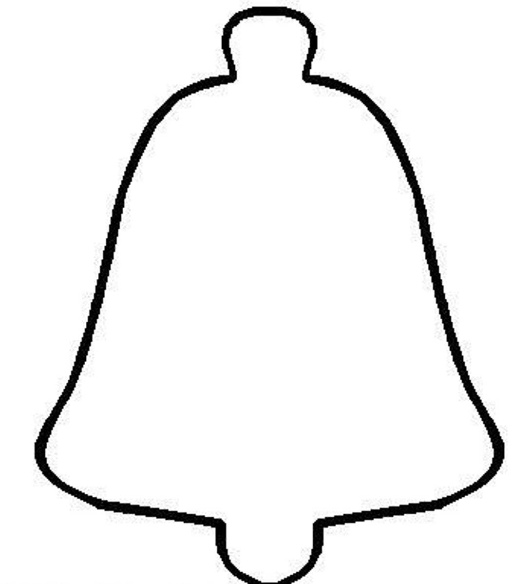 Liberty Bell Outline