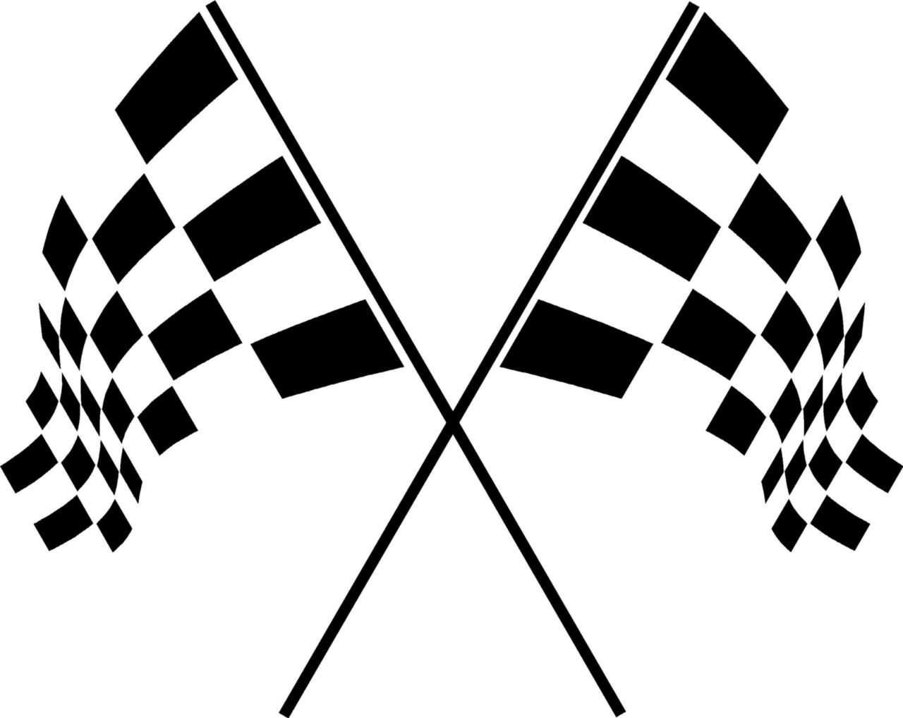Checkered Flag Wallpaper