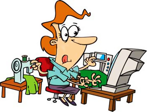 busy - clipart