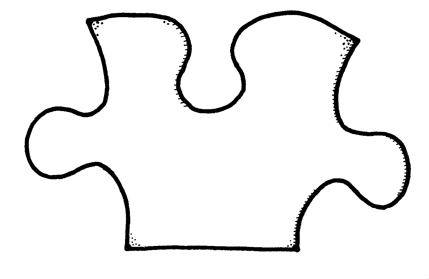 Puzzle Piece Image