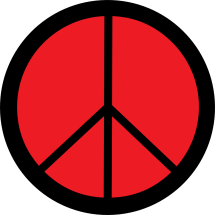 Peace Sign Clip Art