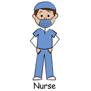 animated nurse clip art - clipart