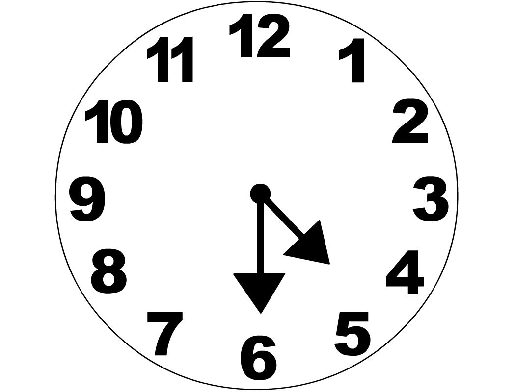 Og Clock Images Hour