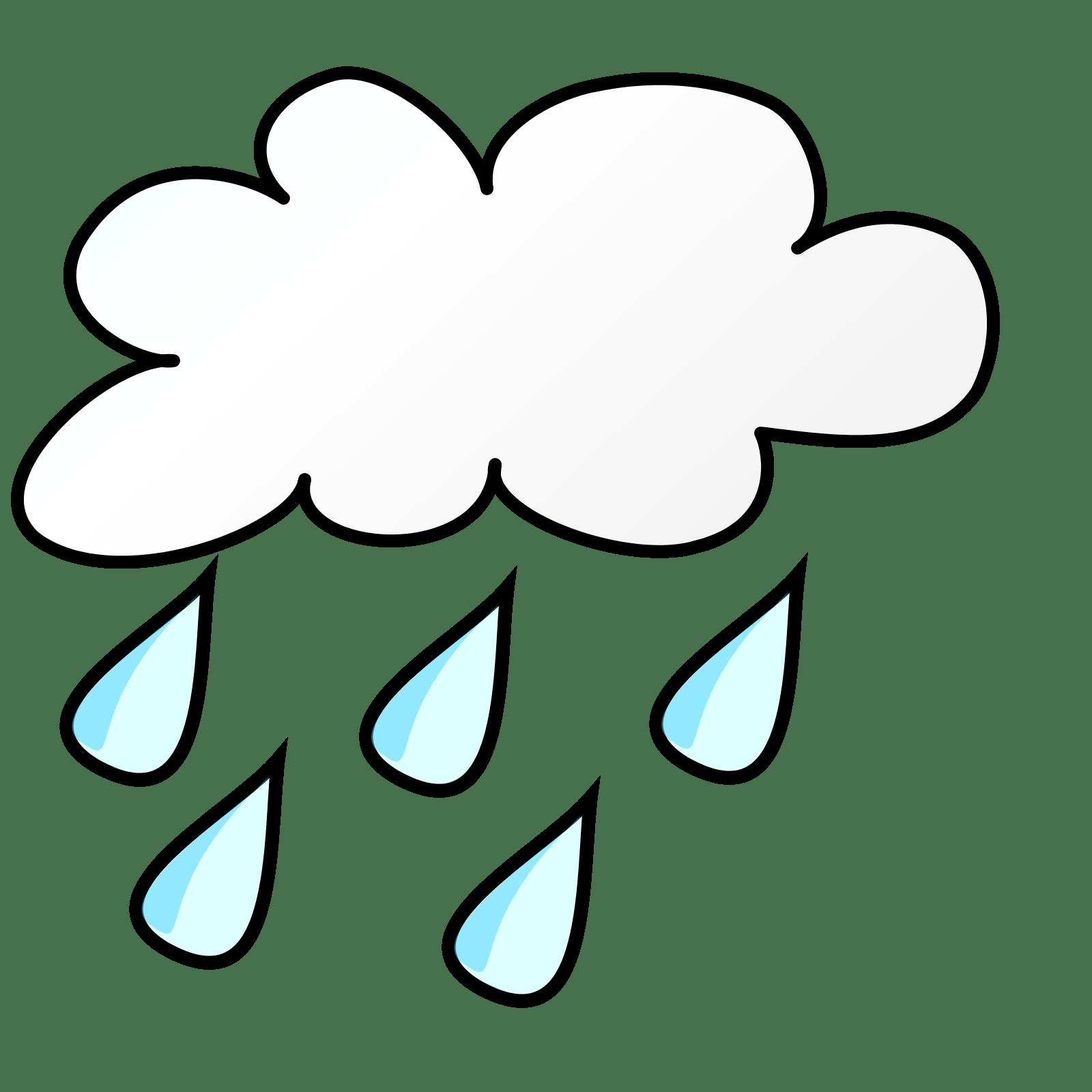 Rainy Cartoon
