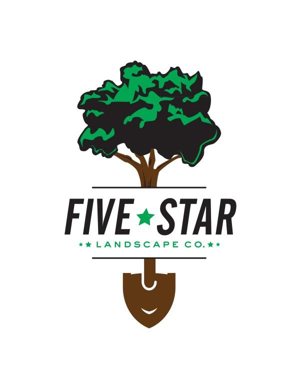 free landscape logos - clipart