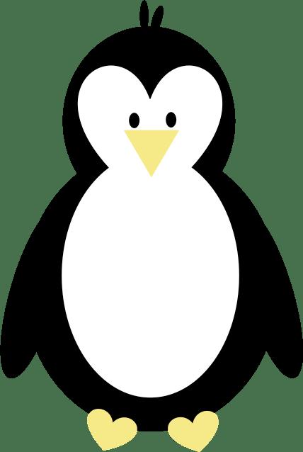 free penguin - clipart