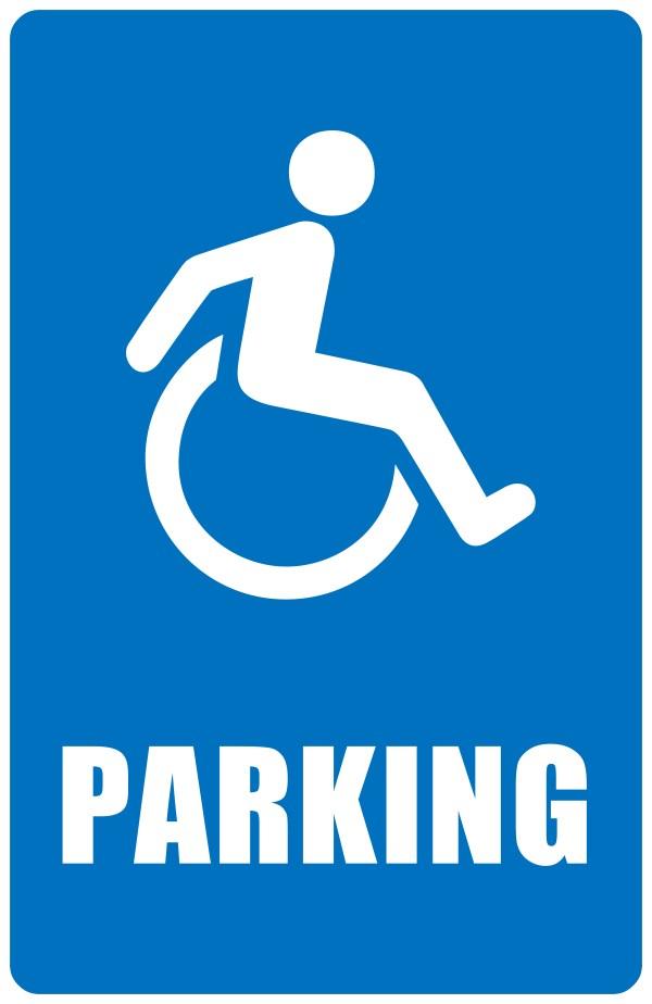 Handicap Parking Logo