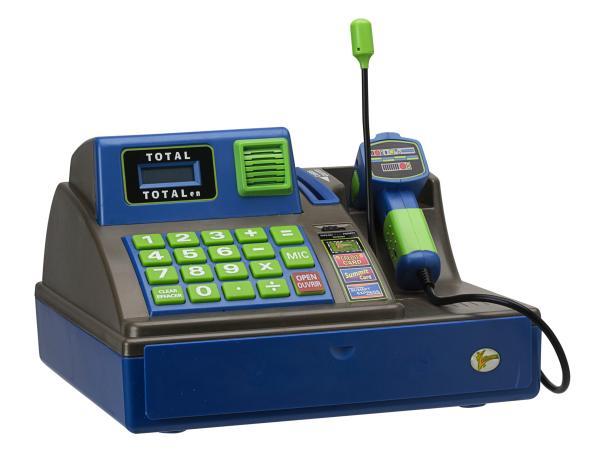 Kids Toy Cash Register