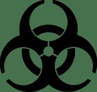 International Biohazard Symbol ClipArt Best ClipArt Best