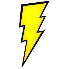 Lightning Bolt Drawing - ClipArt Best
