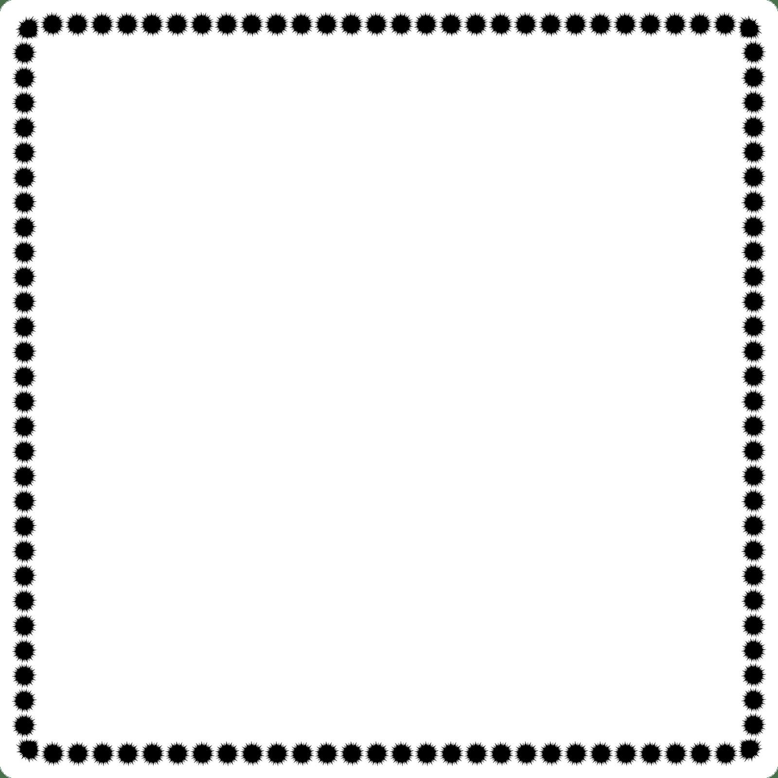 Circle Dot Border