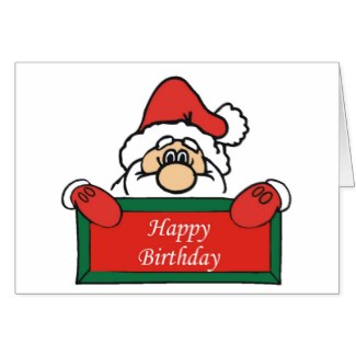 christmas birthday clip art - clipart
