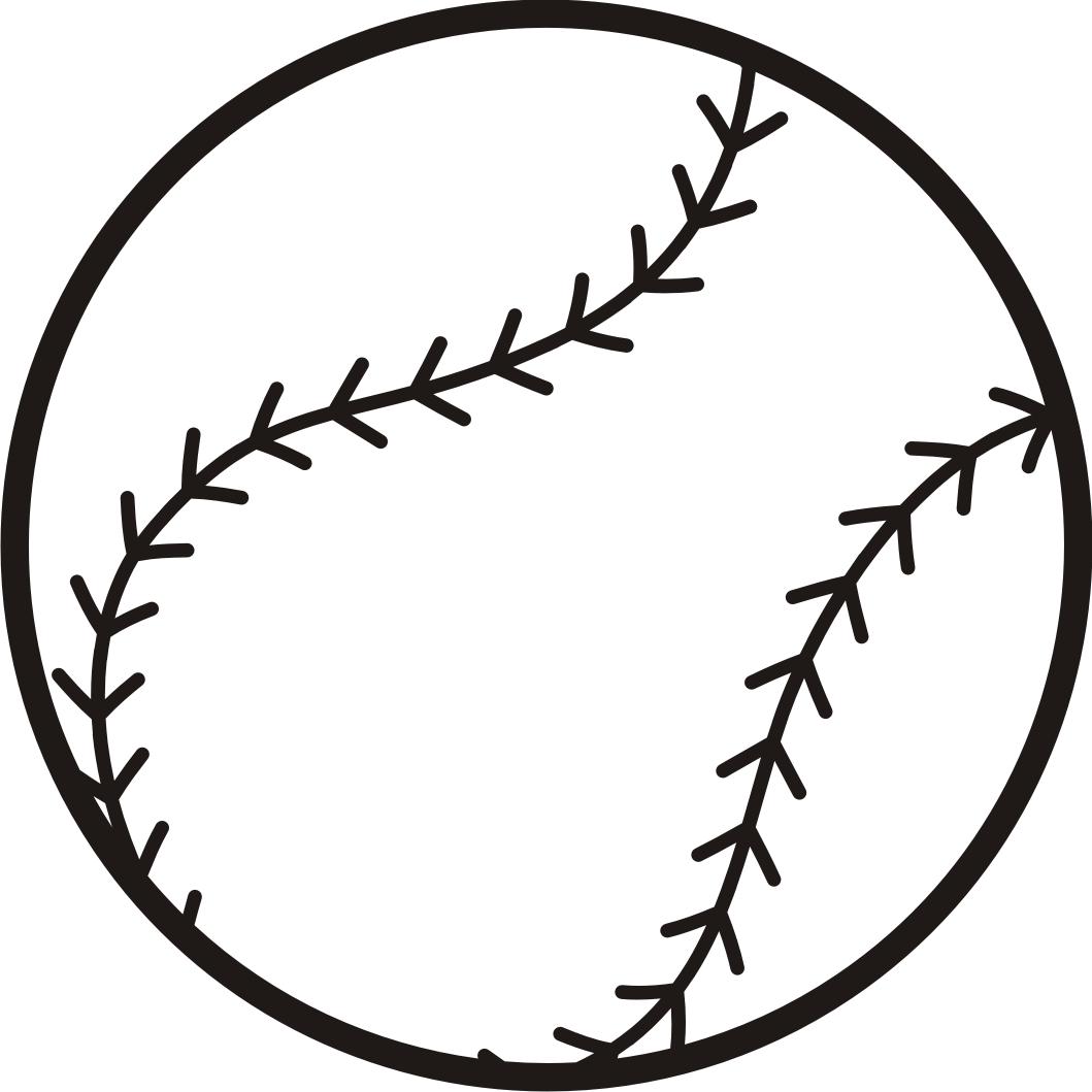 Baseball Ball Clip Art