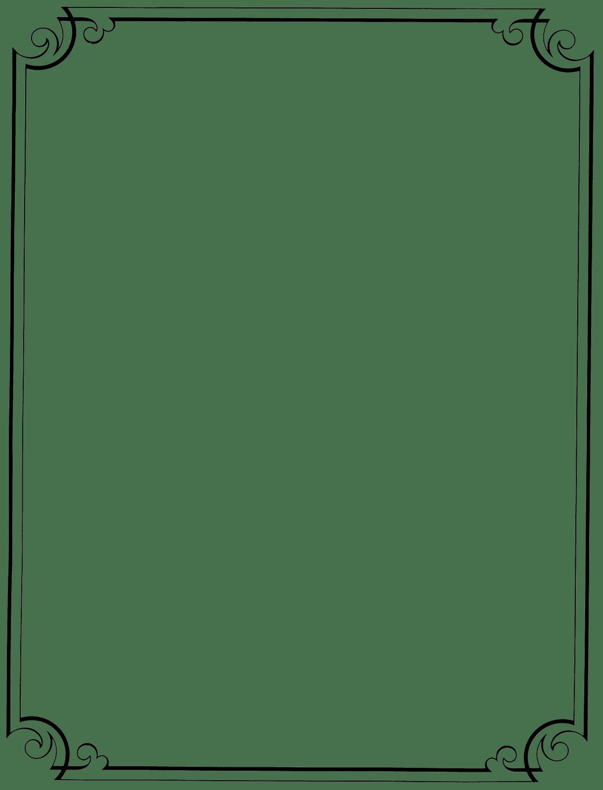 Page Borders Design