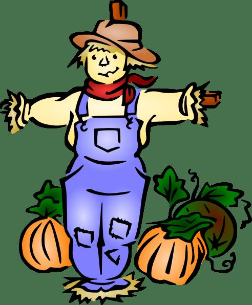 scarecrow clip art - clipart