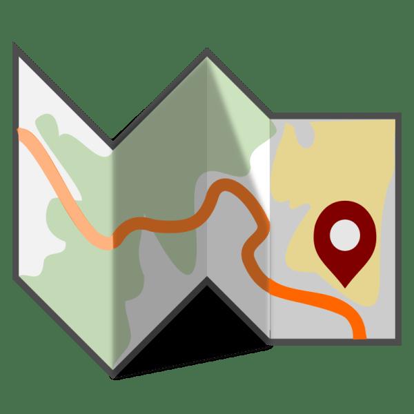 Map Clip Art Free
