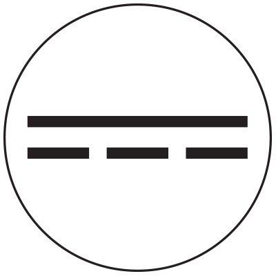 Direct Current Symbol Resistor Symbol wiring diagram