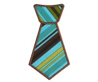 GG Designs Embroidery - Neck Tie Applique (Powered by ...