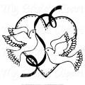 Clipart wedding doves wedding doves clipart
