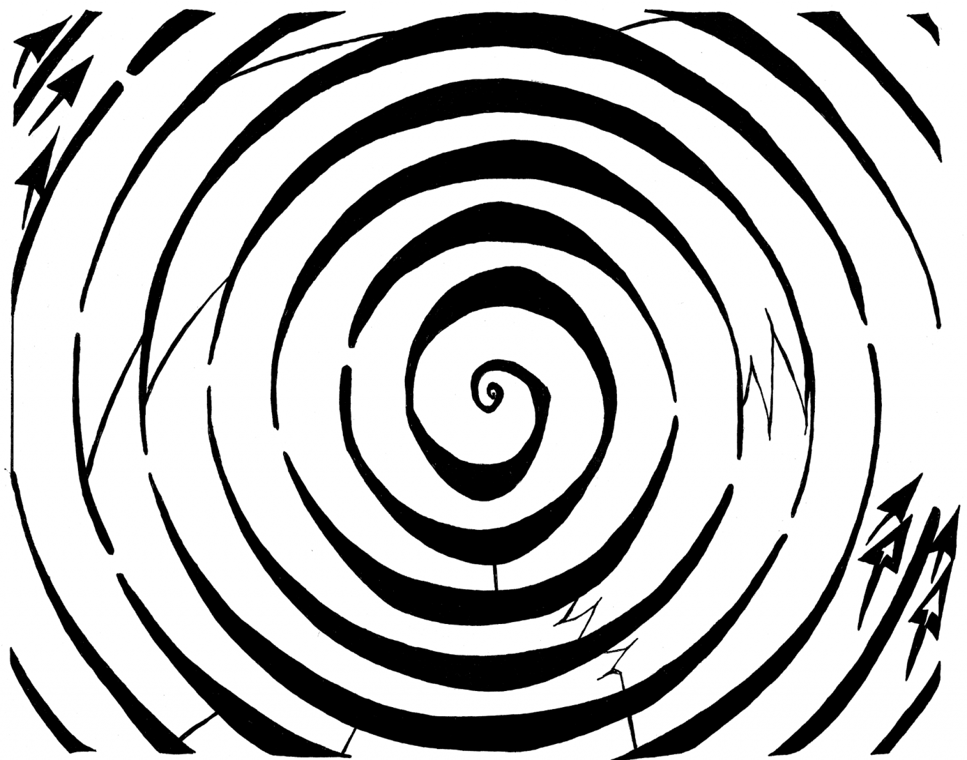 Optical Illusion Coloring Pages Coloring Pages Pictures Imagixs